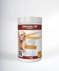 Aquacorrect Klórtabletta 20gr 56% 1 kg