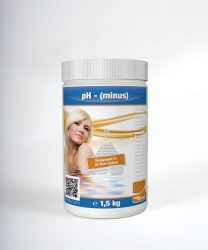 Aquacorrect pH Mínusz Granulátum 1,5 kg